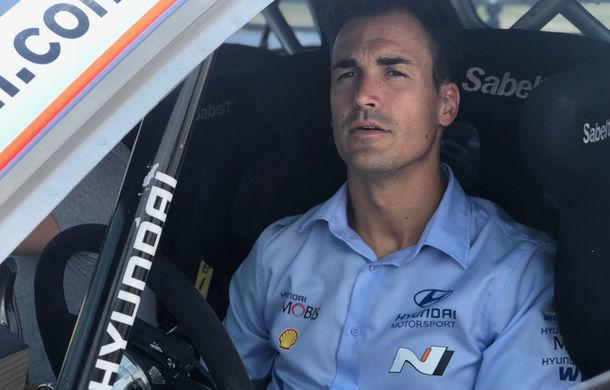 Shell Drive On Experience: o zi de vis pe circuit alături de Thierry Neuville, Dani Sordo și Augusto Farfus - Poza 7