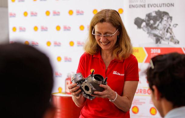 Shell Drive On Experience: o zi de vis pe circuit alături de Thierry Neuville, Dani Sordo și Augusto Farfus - Poza 33