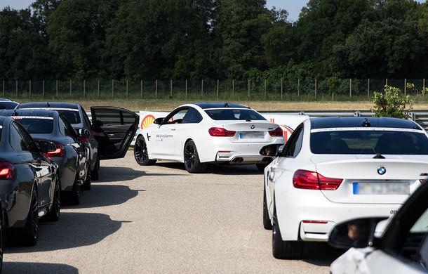Shell Drive On Experience: o zi de vis pe circuit alături de Thierry Neuville, Dani Sordo și Augusto Farfus - Poza 23