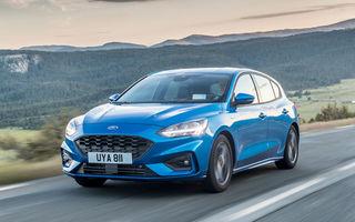 Noua generație Ford Focus, disponibilă în România: start de la 17.750 de euro