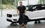 Tesla a recrutat un designer de la Volvo: britanicul Ian Kettle este cel care a desenat noul Volvo XC40