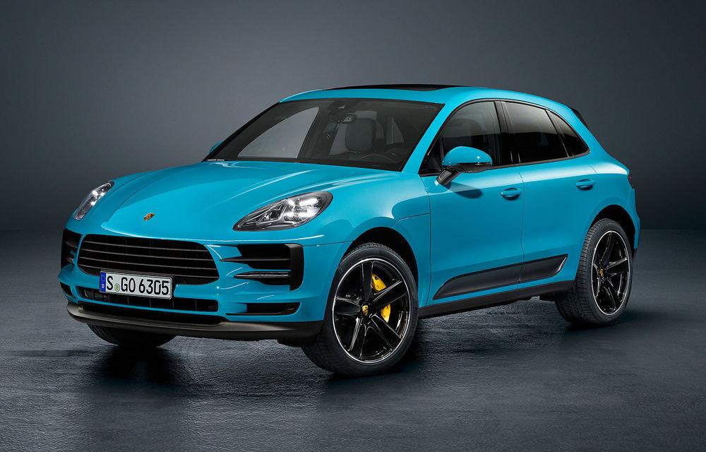 Premieră pentru Porsche: vânzările lui Macan facelift vor începe întâi în China, apoi în restul piețelor - Poza 1