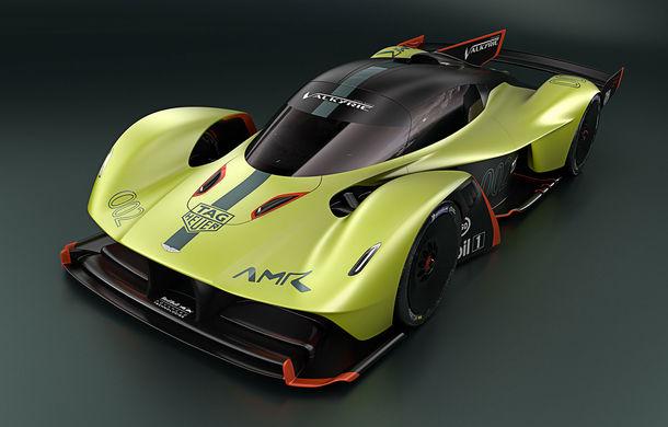 Aston Martin și Red Bull Racing pregătesc o mașină pentru cursa de la Le Mans: prototipul derivat din Valkyrie va fi gata în cel mult 2 ani - Poza 1