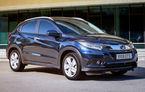 Honda HR-V facelift: SUV-ul subcompact are la lansare un motor pe benzină de 1.5 litri și 130 de cai putere