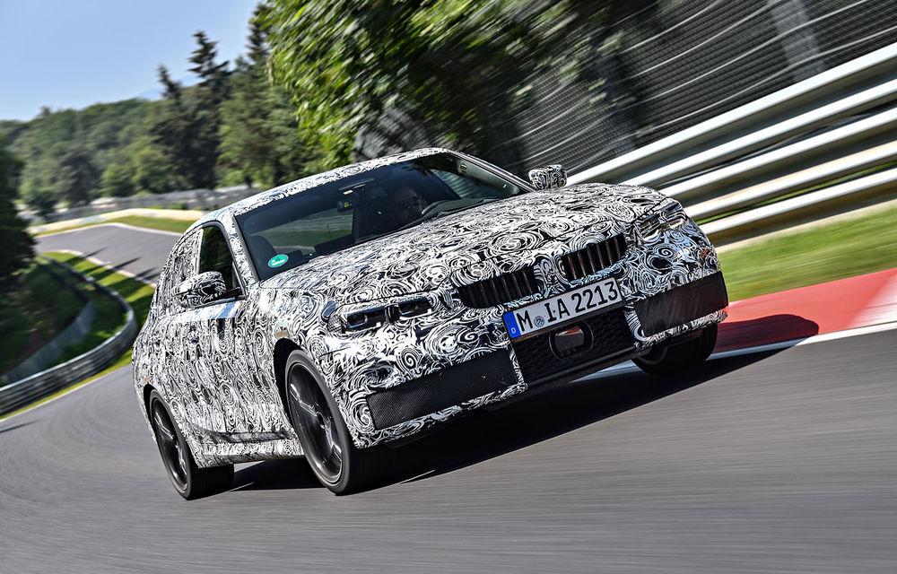Detalii despre noua generație BMW Seria 3: masă redusă, comportament dinamic îmbunătățit și cel mai puternic motor cu 4 cilindri din istoria companiei - Poza 11