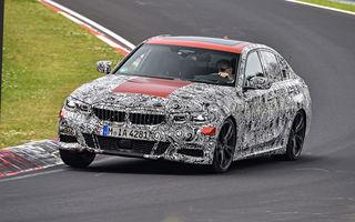 Detalii despre noua generație BMW Seria 3: masă redusă, comportament dinamic îmbunătățit și cel mai puternic motor cu 4 cilindri din istoria companiei