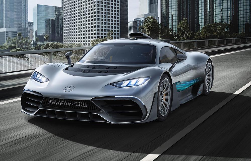 Mercedes se gândește la un nou rival pentru Porsche Cayman: nemții sunt nemulțumiți de vânzările lui AMG SLC43 - Poza 1