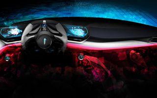 Pininfarina dezvăluie noi schițe oficiale cu viitorul hypercar electric PF0: doar 150 de exemplare vor fi construite manual din 2020