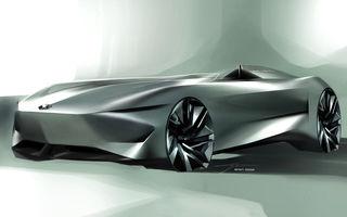 Nou teaser cu viitorul concept Infiniti: Prototype 10 va fi dezvăluit pe 23 august la Pebble Beach