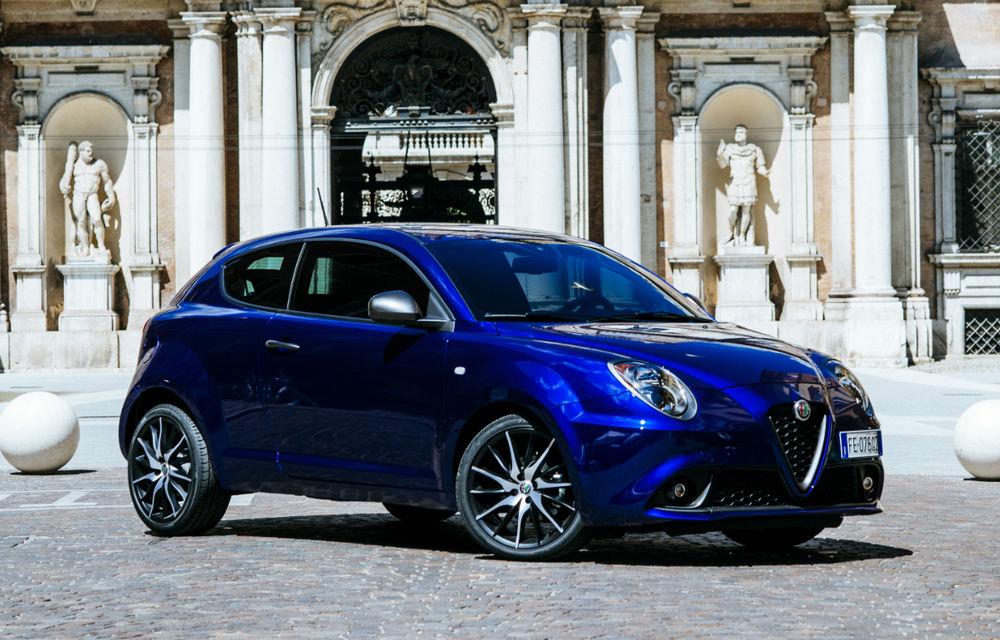 Alfa Romeo va elimina Mito din gamă în 2019: italienii îndrumă clienții spre Giulia și viitorul SUV de mici dimensiuni - Poza 1