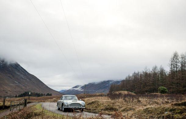 Aston Martin va construi 25 de replici ale mașinii lui James Bond: fiecare DB5 Goldfinger va costa 2.75 milioane de lire. Livrările încep în 2020 - Poza 3