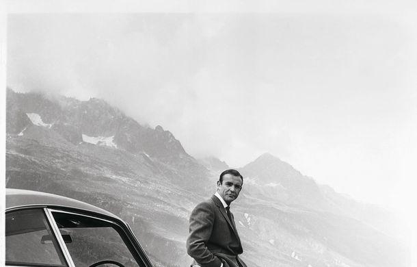 Aston Martin va construi 25 de replici ale mașinii lui James Bond: fiecare DB5 Goldfinger va costa 2.75 milioane de lire. Livrările încep în 2020 - Poza 2