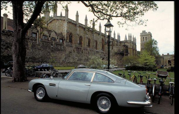 Aston Martin va construi 25 de replici ale mașinii lui James Bond: fiecare DB5 Goldfinger va costa 2.75 milioane de lire. Livrările încep în 2020 - Poza 1
