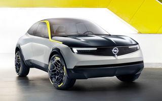 Opel GT X Experimental: conceptul 100% electric anticipează viitoarea direcție de design a mărcii