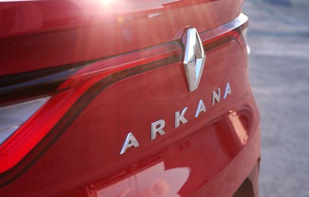 Renault va lansa conceptul Arkana în 29 august: SUV-ul compact va intra în producție de serie în 2019 - Poza 1
