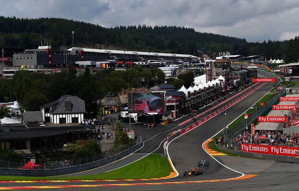 Avancronica Marelui Premiu de Formula 1 al Belgiei: ploaia ar putea influența lupta pentru titlu dintre Hamilton și Vettel - Poza 1