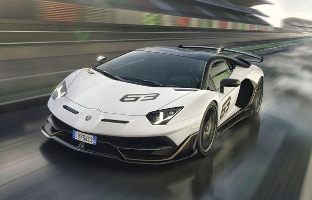 Lamborghini Aventador SVJ, imagini și detalii oficiale: supercar-ul italienilor are direcție integrală, 770 CP și o viteză maximă de peste 350 km/h - Poza 14