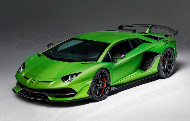 Lamborghini Aventador SVJ, imagini și detalii oficiale: supercar-ul italienilor are direcție integrală, 770 CP și o viteză maximă de peste 350 km/h - Poza 3