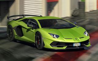 Lamborghini Aventador SVJ, imagini și detalii oficiale: supercar-ul italienilor are direcție integrală, 770 CP și o viteză maximă de peste 350 km/h