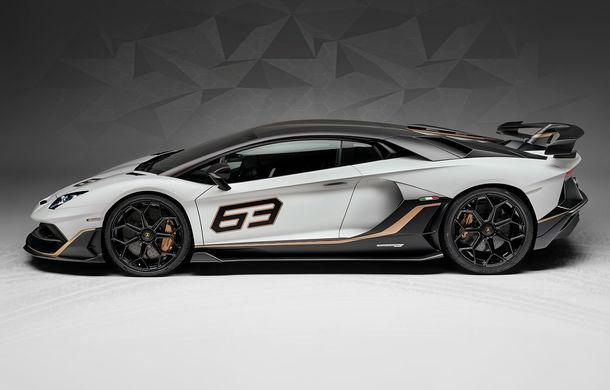 Lamborghini Aventador SVJ, imagini și detalii oficiale: supercar-ul italienilor are direcție integrală, 770 CP și o viteză maximă de peste 350 km/h - Poza 15