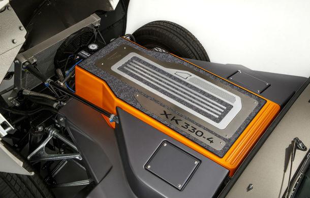 Jaguar va lansa o versiune electrică pentru clasicul E-type: vânzările vor începe din vara lui 2020 - Poza 4