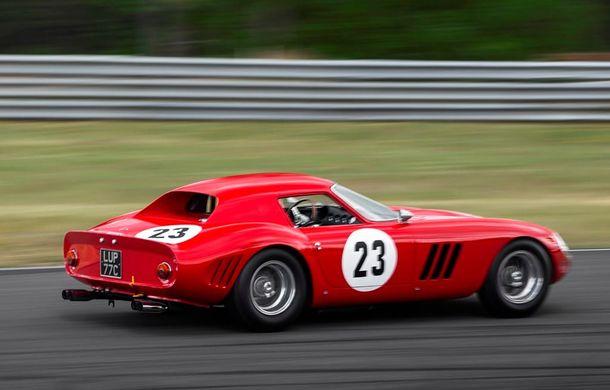 Un nou record: un Ferrari 250 GTO a fost vândut la licitație pentru 48.4 milioane de dolari - Poza 6