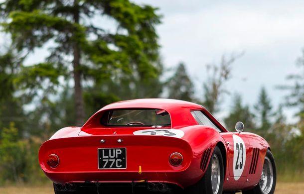 Un nou record: un Ferrari 250 GTO a fost vândut la licitație pentru 48.4 milioane de dolari - Poza 5