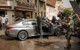 """BMW este partenerul serialului """"Tom Clancy's Jack Ryan"""": Seria 5 devine ajutorul agentului CIA în producția care debutează în 31 august"""