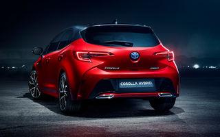 Întoarcerea la origini: prezentată la Geneva sub numele Auris, noua generație a hatchback-ului Toyota se va numi până la urmă Corolla
