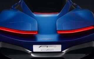 """Prima imagine oficială cu viitorul hypercar electric Pininfarina PF0: """"Am primit feedback excelent din partea clienților, suntem pe drumul cel bun"""""""