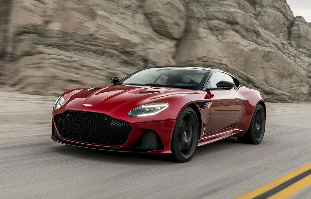 Confirmare oficială: Aston Martin vrea să se listeze pe Bursa de la Londra până la sfârșitul anului - Poza 1