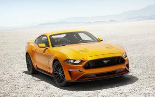 Viitoarea generație Ford Mustang va fi lansată în 2021: americanii pregătesc primul Mustang hibrid în cel mult doi ani