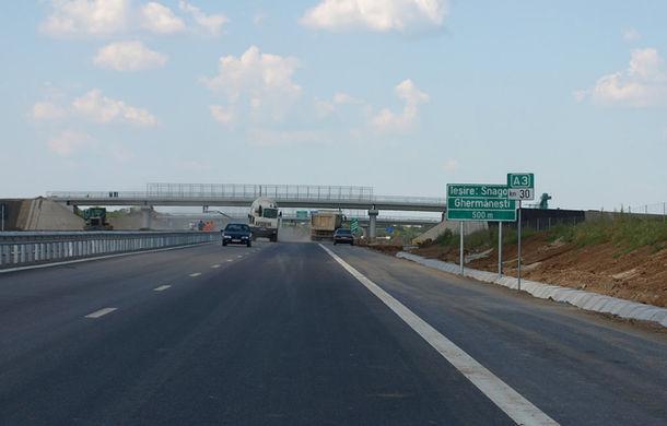 Planuri pentru o taxă de circulație pe autostrada București - Ploiești: 34 lei pentru 100 kilometri - Poza 1