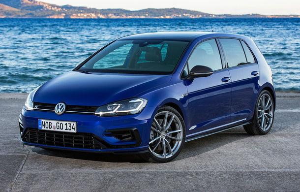 Doar 7 modele Volkswagen din 14 respectă noile norme de poluare: Golf va fi omologat abia la sfârșitul lunii septembrie - Poza 1