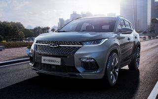 Chinezii de la Chery pregătesc un nou model pentru Europa: un SUV electric va fi lansat după 2020
