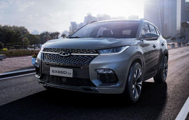 Chinezii de la Chery pregătesc un nou model pentru Europa: un SUV electric va fi lansat după 2020 - Poza 1
