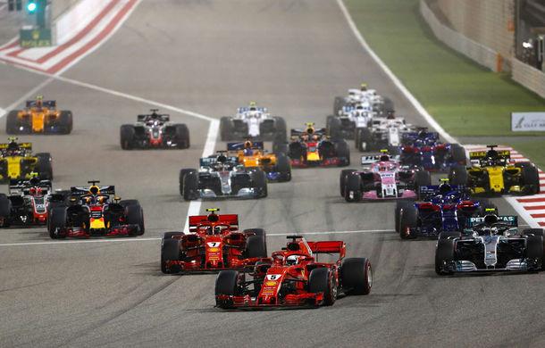 Calendarul Formulei 1 pentru 2019 a fost publicat: sezonul următor se va încheia în 1 decembrie - Poza 1