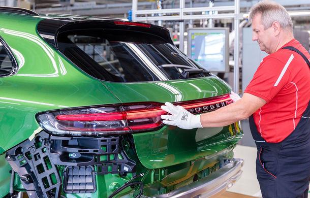 Porsche a dat startul producției lui Macan facelift: primul exemplar va ajunge la un client din China - Poza 1