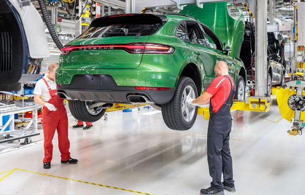 Porsche a dat startul producției lui Macan facelift: primul exemplar va ajunge la un client din China - Poza 2