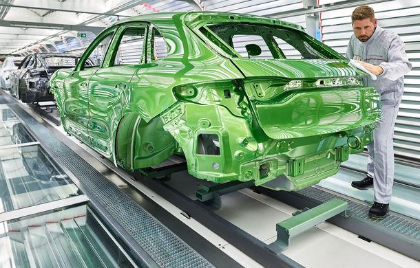 Porsche a dat startul producției lui Macan facelift: primul exemplar va ajunge la un client din China - Poza 4