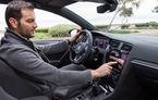 Detalii noi despre Volkswagen Golf 8: hatchback-ul ar putea avea un interior complet digital și va aspira la clienții BMW, Audi și Mercedes
