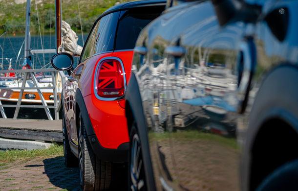 6 ore de fotografie auto: cu Mini și BMW în fața cursanților Festivalului Internațional de Arte Vizuale - Poza 21