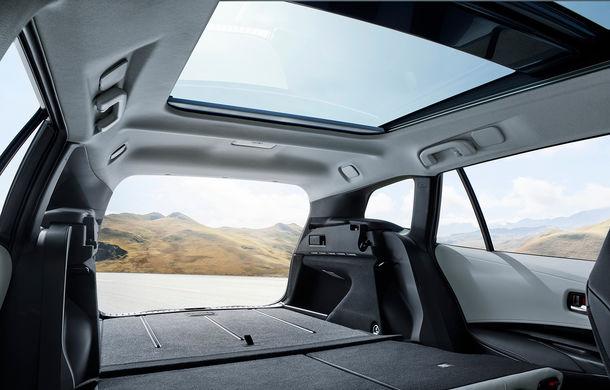 Primele imagini cu Toyota Corolla Touring Sports: break-ul preia motorizările versiunii hatchback - Poza 4