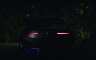 Încă un teaser pentru BMW Vision iNext: spatele conceptului, dezvăluit într-un clip video