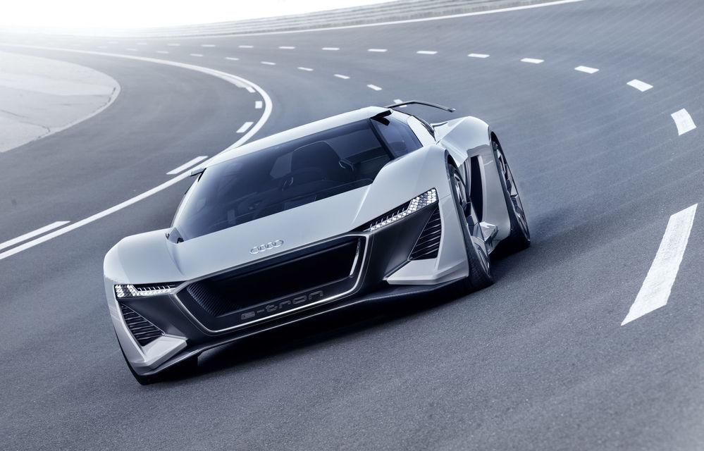 Detalii despre viitoarea generație Audi R8: noul model ar urma să devină 100% electric în 2022, cu tracțiune integrală și 1.000 CP - Poza 1