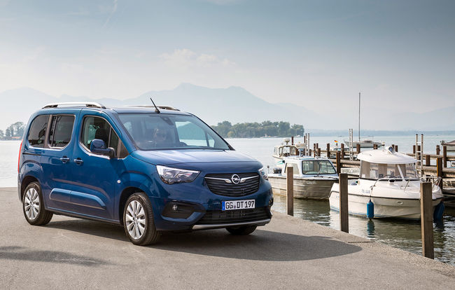 Test drive Opel Combo Life