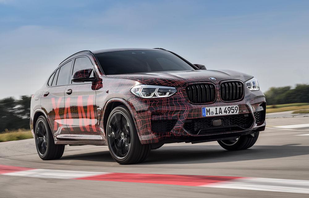 Primele imagini cu BMW X3 M și X4 M: modificări estetice consistente și tracțiune integrală inteligentă M xDrive - Poza 20