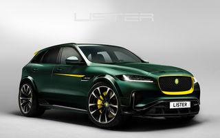 Lister LFP: un Jaguar F-Pace modificat devine cel mai rapid SUV din lume