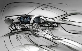 Teaser video cu viitorul Mercedes-Benz GLE: dimensiuni mai generoase, sistem de infotainment nou și instrumentar digital de bord