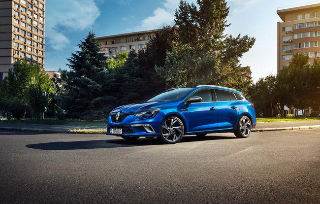 Test drive Renault Megane Estate
